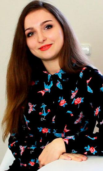 Алёна Пряникова