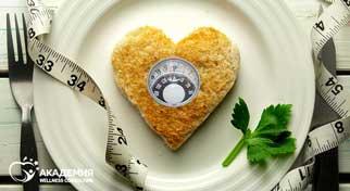 Калорийность питания и распределение БЖУ