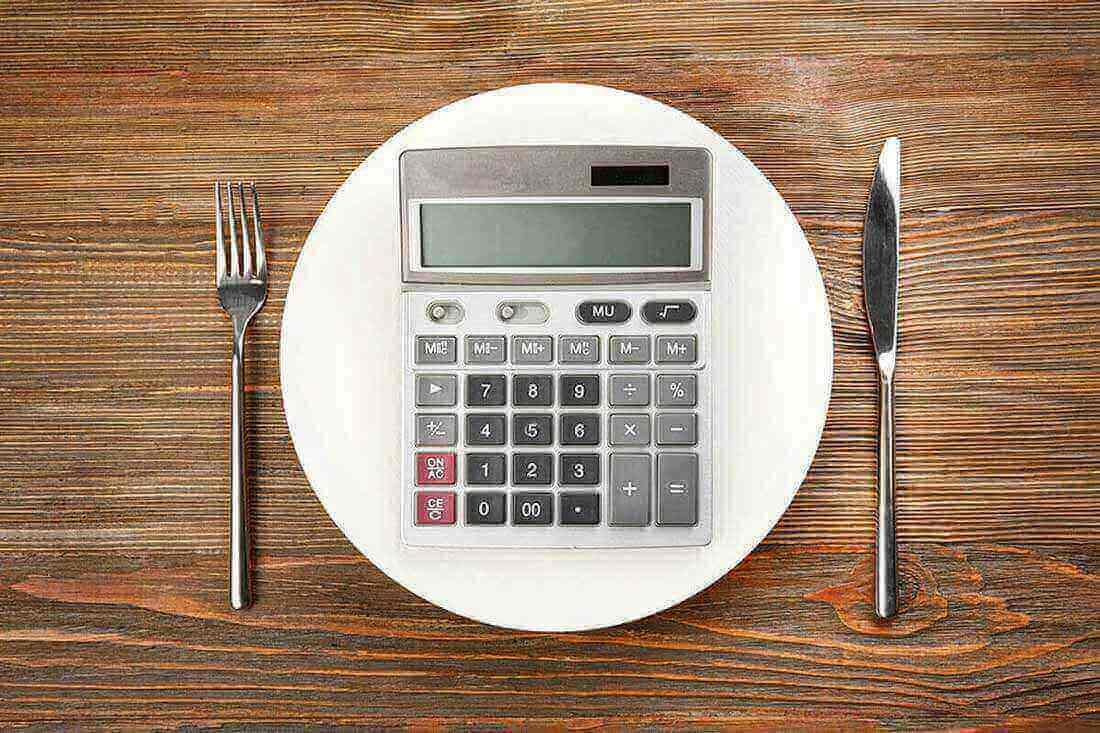 калорийность рациона расчет