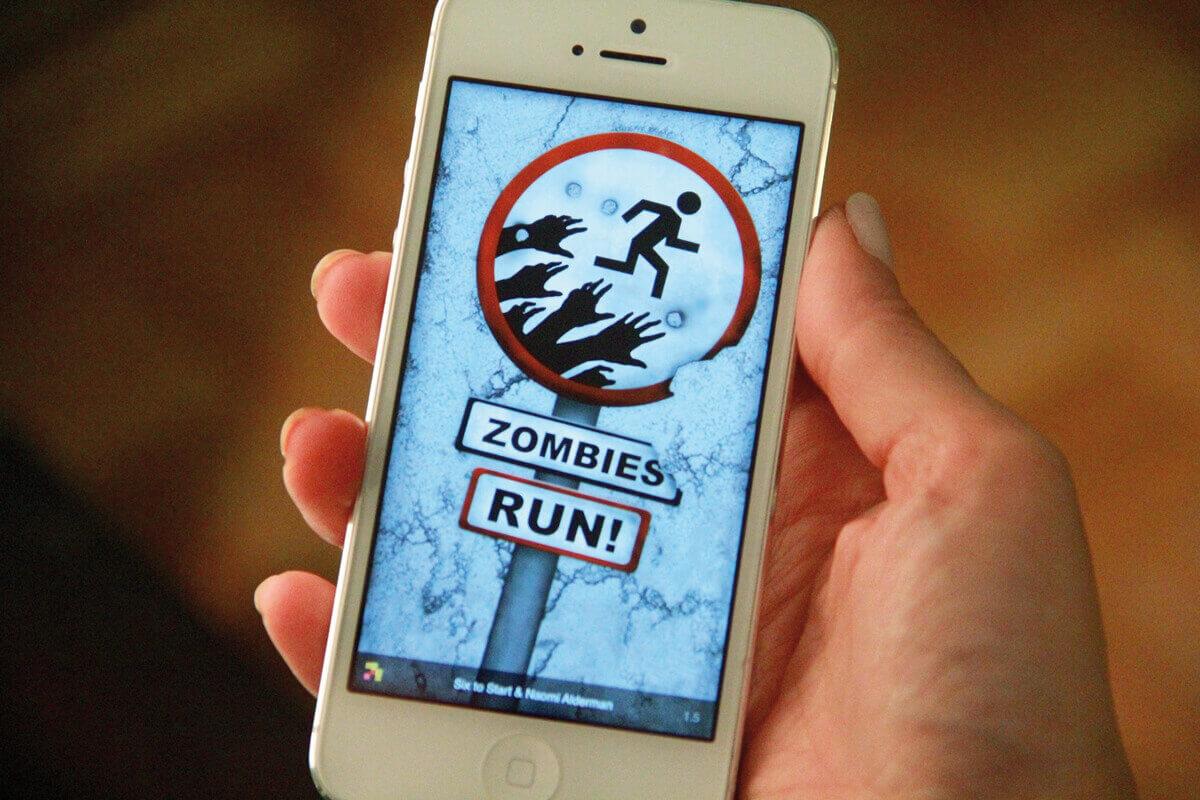 зомби_бегут_приложение_на_смартфон