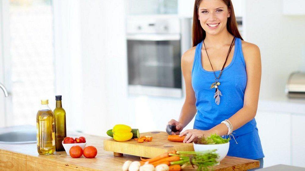 еда с пищевыми волокнами
