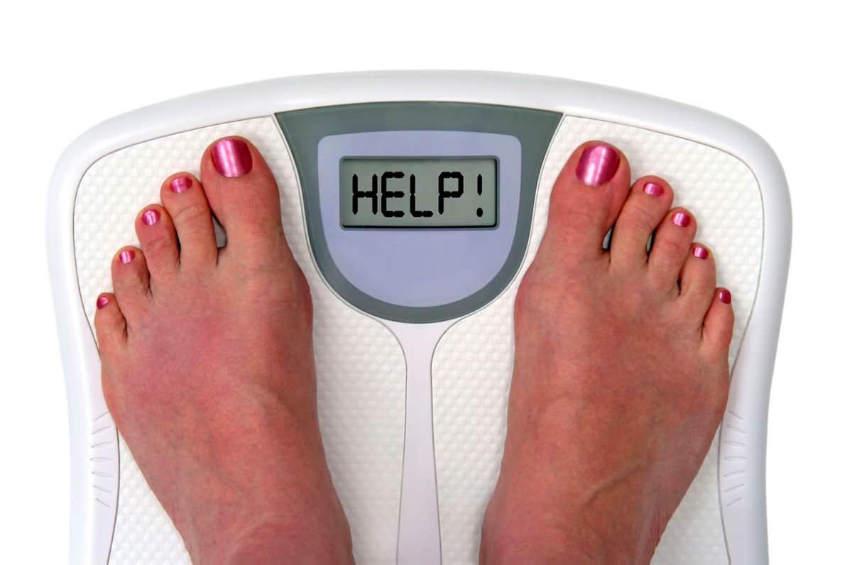 план похудения