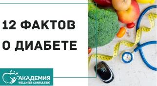 12 важных фактов о сахарном диабете